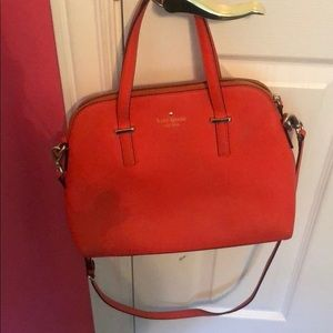 Handbags - Kate spade orange red purse
